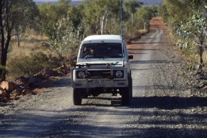 Gibb River Road 1986