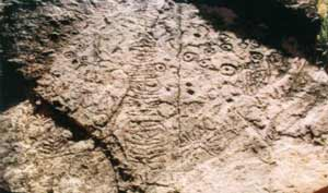 N'dhala petroglyphs