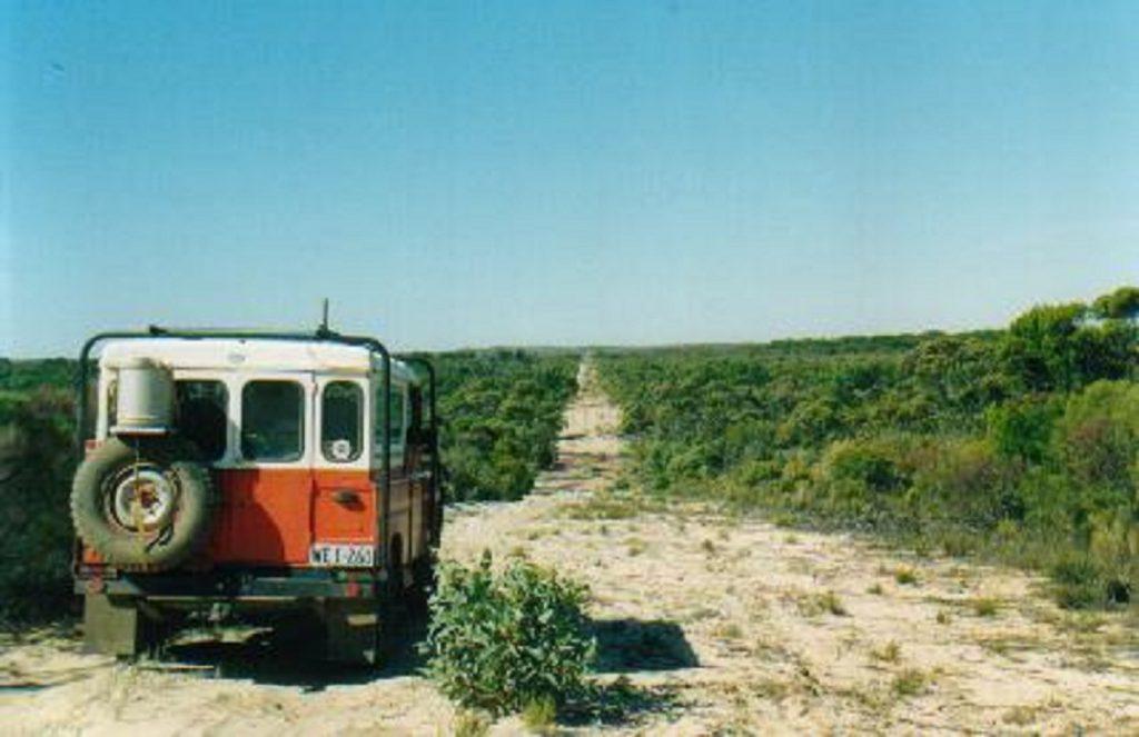 Border Track