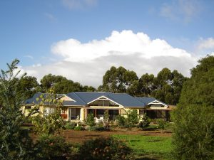 Our Margaret River house