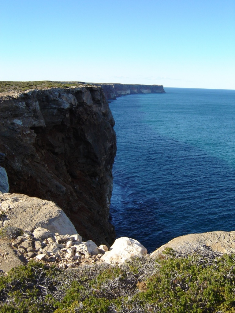 Baxter Cliffs