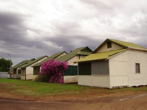 Tin Houses in Cue