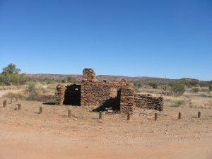 Arltunga Ruins