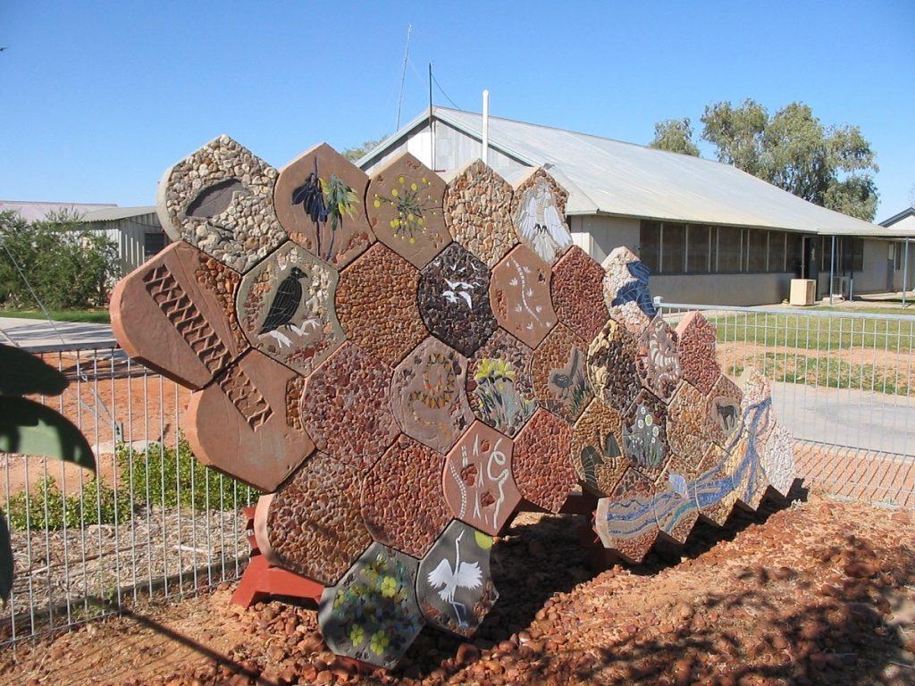 Birdsville Mosaic