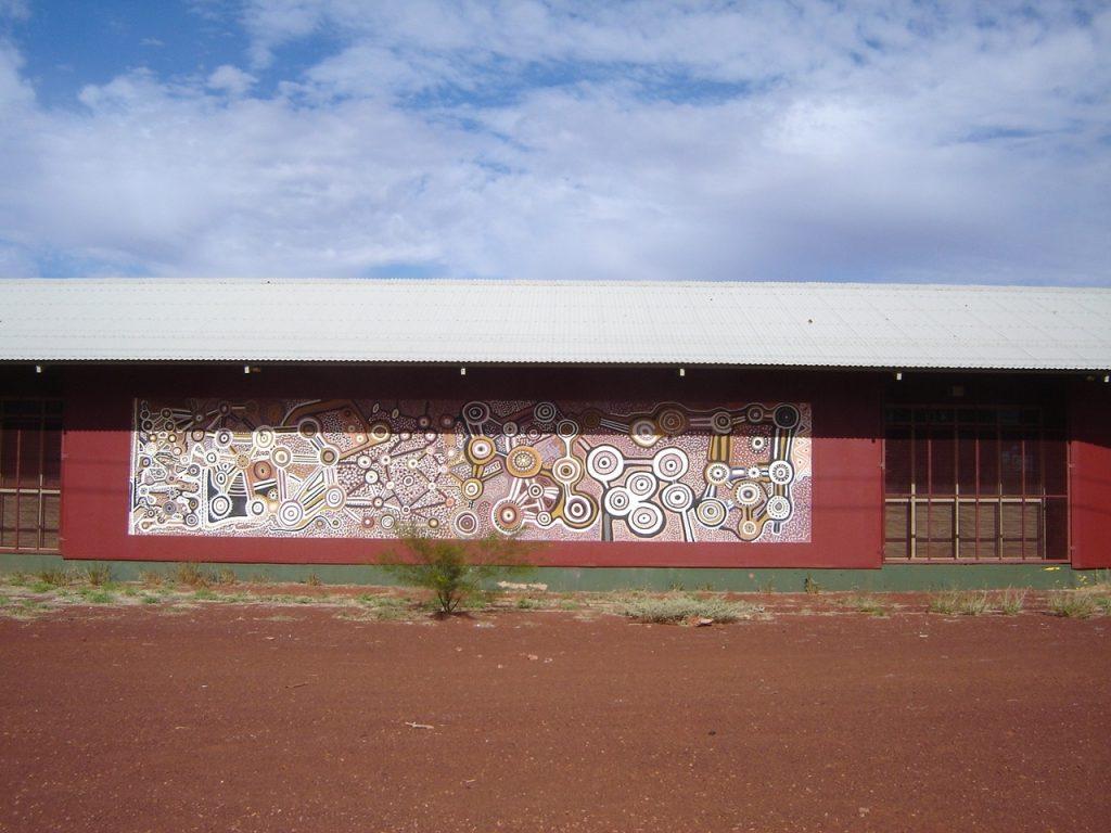 Balgo Mural