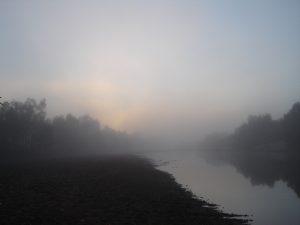 Mist at Mucanoo