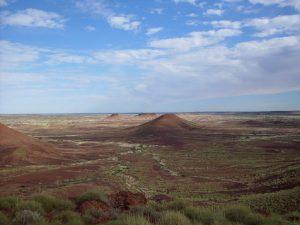 Palotine Hills near Balgo