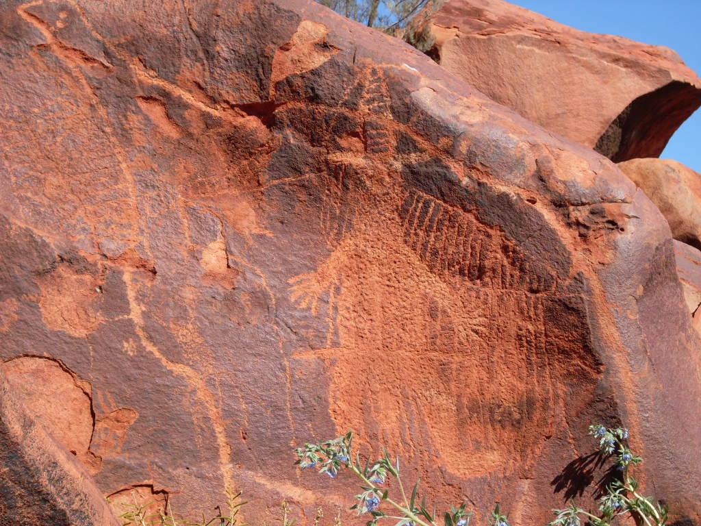Punda Petroglyphs