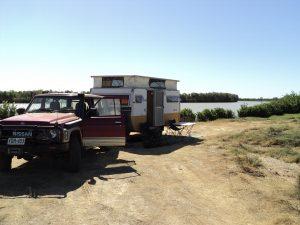 Norman River Camp
