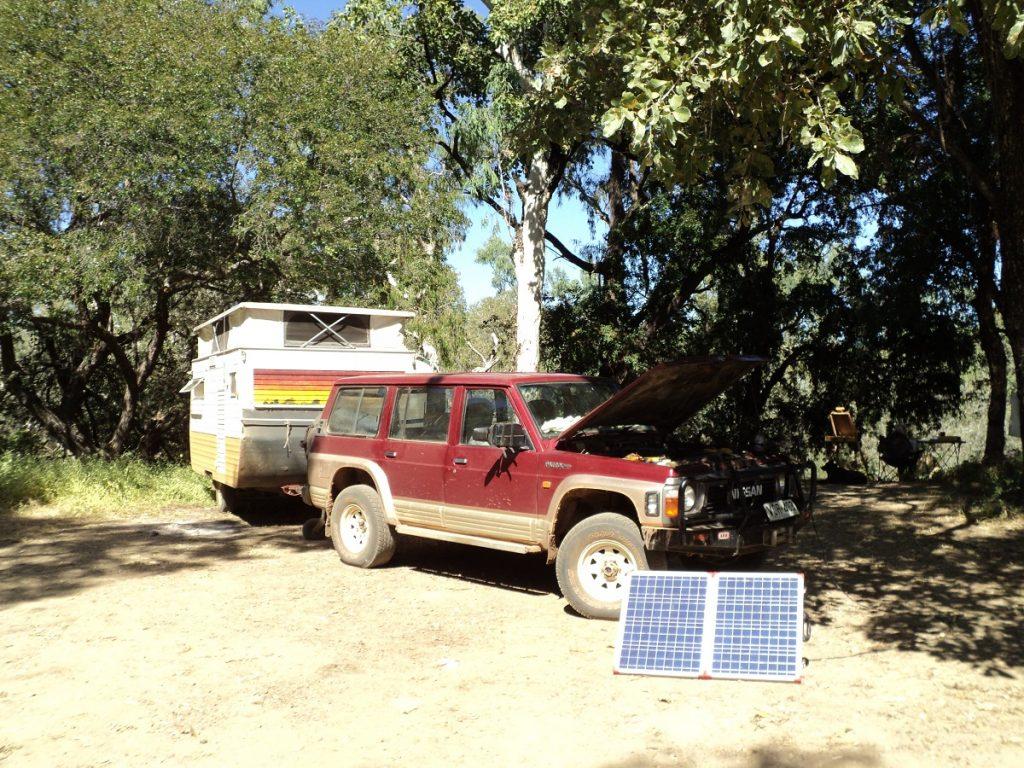 Walkers Creek Camp