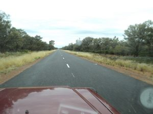 West from Wilcannia