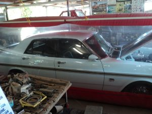 Ford Falcon GTHO Phase 4