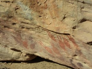 Split Rock art