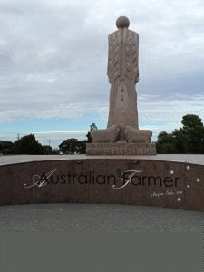 Farmer Monument