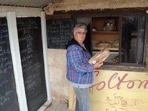 Fresh Farmstall bread