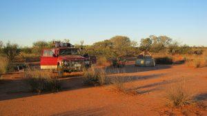Claypan camp
