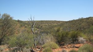Vale of Tempe in the distance