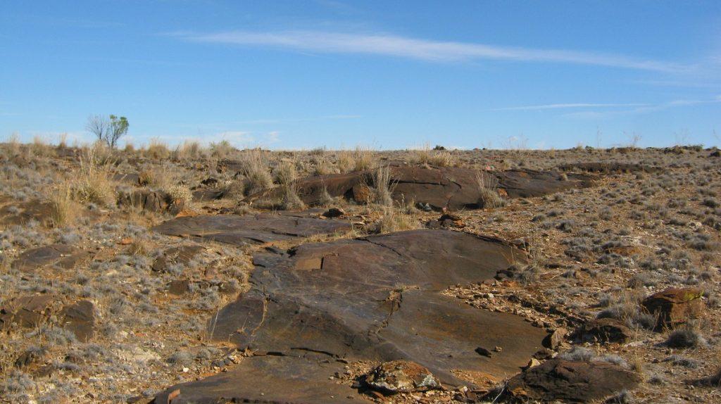 Whaleback Rocks