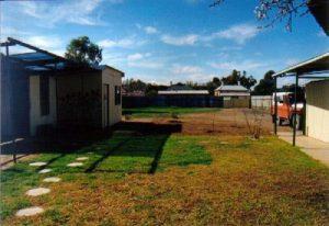 Back Garden 1999