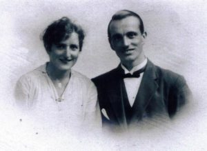 Edith Gill and John Johnstone