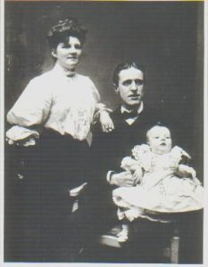 Lillian and family