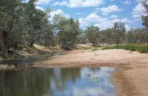 Redbank Waterhole