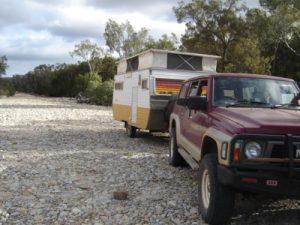 Walsh River Camp