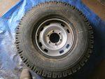 Fit Tyre over Centre rim