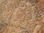 Ancient marking at the entrance to Labbi Labbi