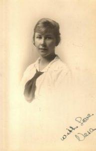 Vera aged 16