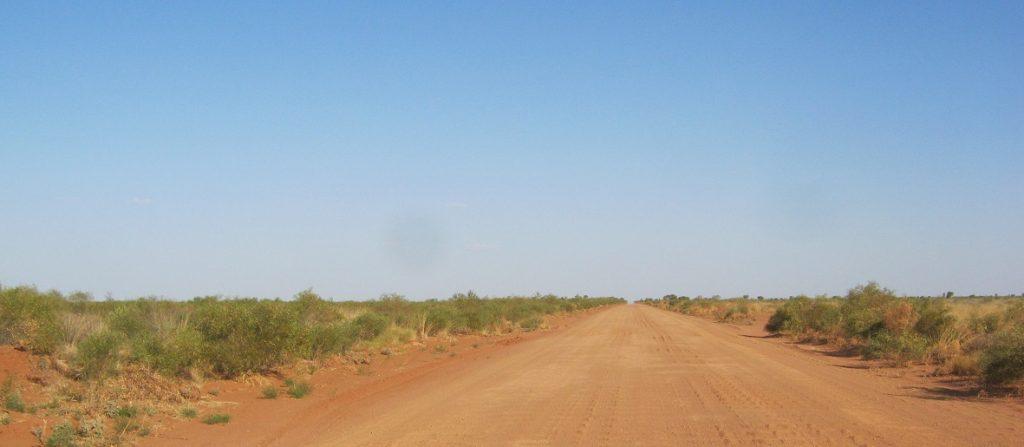 Tanami Road