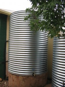 6500 litre tank
