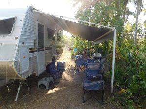 Tropical camp