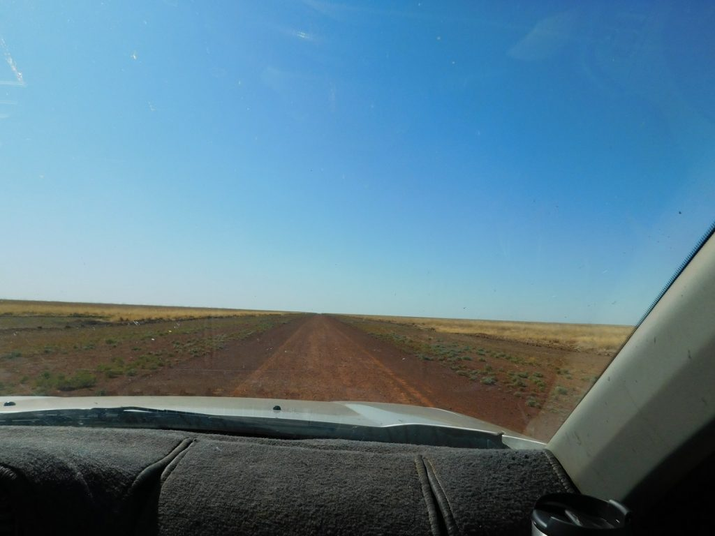 Barkly Stock Route