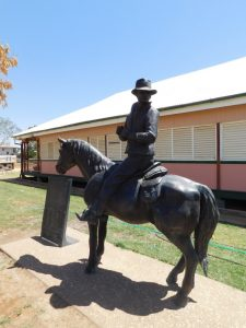 Commemorating Outback Drovers