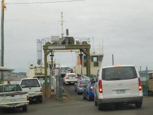 Bruny Island Ferry