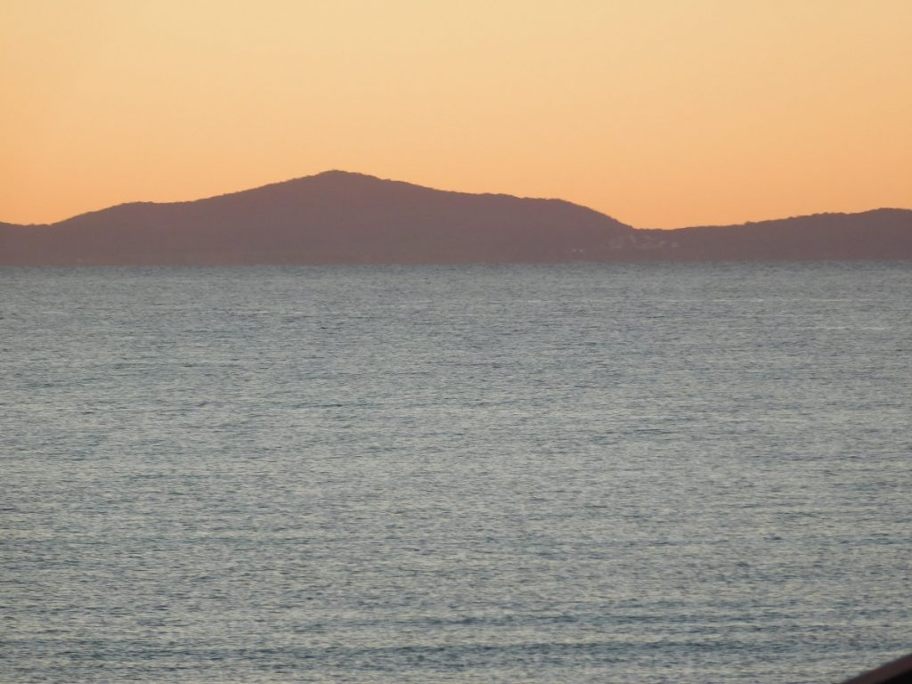 Sunrise Great Keppel Island