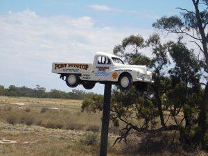 Flying Peugeot