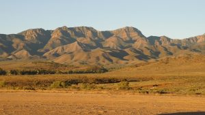 Back of Wilpena Pound